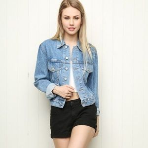 John Galt denim Jacket
